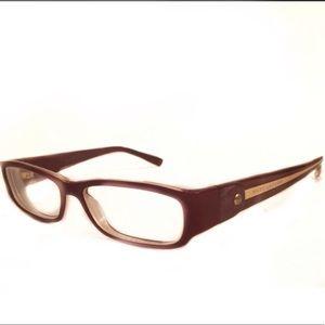 Marc Jacobs Accessories - Marc Jacobs Eyeglasses Merlot Frames